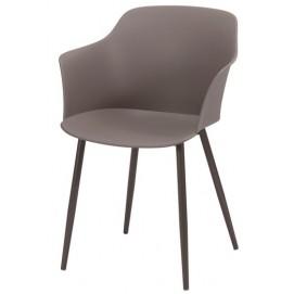 Кресло 3645 / 60 коричневое Zijlstra 2018