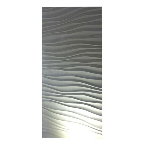 Гипсовая 3D панель, ВОЛНА Delicate,  Agara