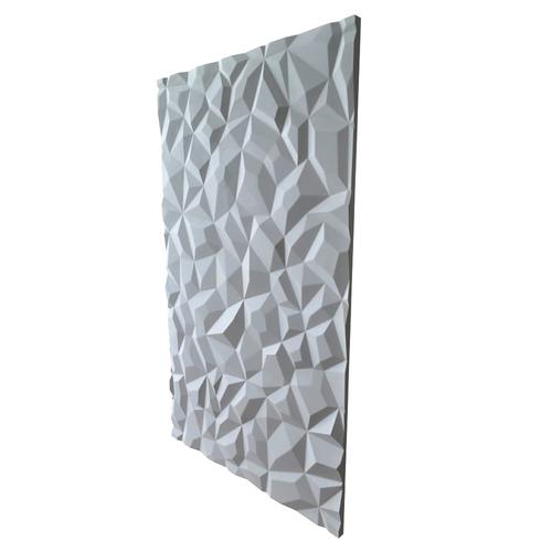 3D панель гипсовая 5х100х60 см Рубин Agara