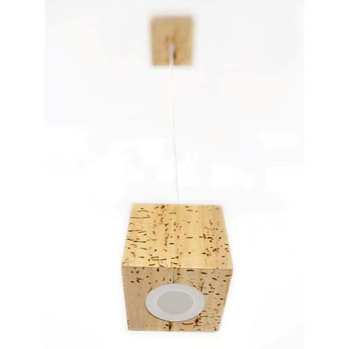 Светильник Rubicon ольха винтажная подвесной 10х10х10 см Solovero