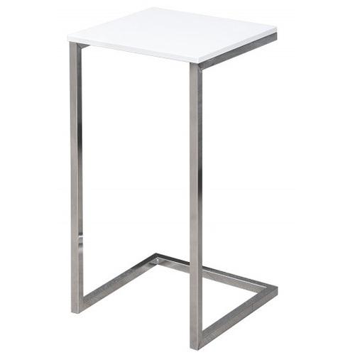 Стол приставной Simply 60cm белый 37949 Invicta 2018