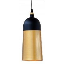 Лампа подвесная Modern Chic I черная+золото 37702 Invicta 2018