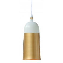 Лампа подвесная Modern Chic I белая+золото 37701 Invicta 2018
