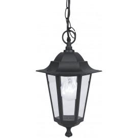 Уличный светильник Eglo LATERNA 4 22471 черный