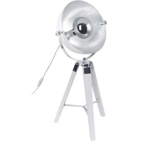 Лампа настольная COVALEDA 49876 белая Eglo 2018