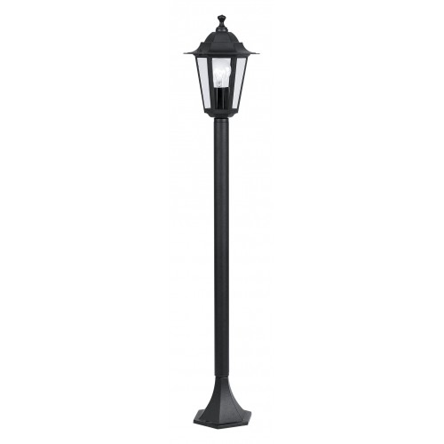 Уличный светильник Eglo LATERNA 4 22144 черный