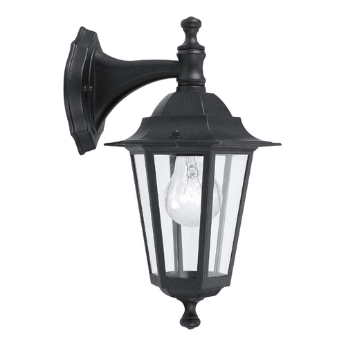 Уличный светильник Eglo LATERNA 4 22467 черный