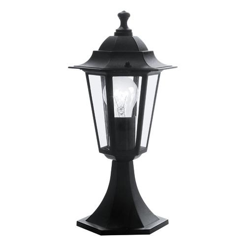 Уличный светильник Eglo LATERNA 4 22472 черный