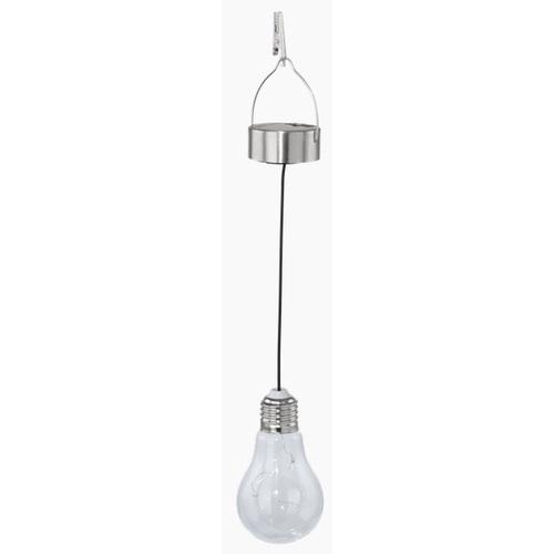 Лампа шнур 48514 | SOLAR серебро Eglo