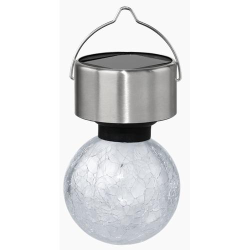 Светильник уличный 48534 | SOLAR сталь Eglo