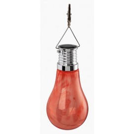Светильник уличный 48624 | SOLAR красный Eglo