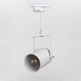 Прожектор на треке 7521208B-1 WH 12 см белый Thexata