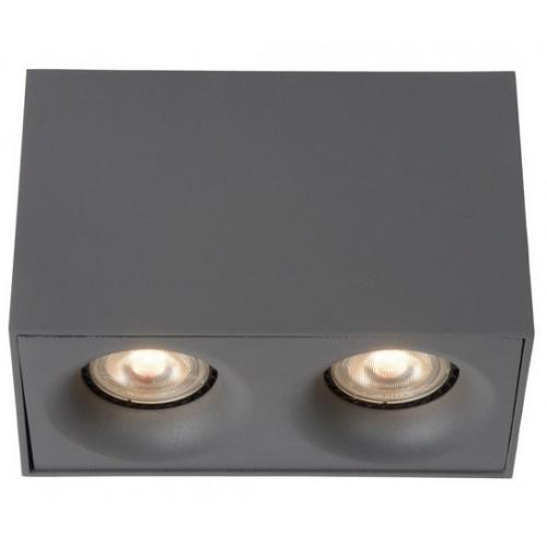 Спот BENTOO-LED 09913/10/36 серый Lucide