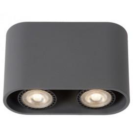 Спот BENTOO-LED 09914/10/36 серый Lucide