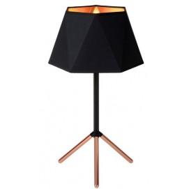 Лампа настольная ALEGRO 06517/01/30 черная Lucide