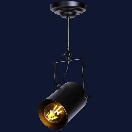 Прожектор 7521207A-1 WH 10 см белый Thexata