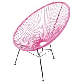 Кресло Copacabana 129653 розовое Maisons 2018