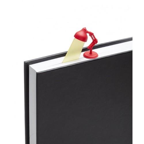 Закладка для книги Lightmark Peleg Design Красная