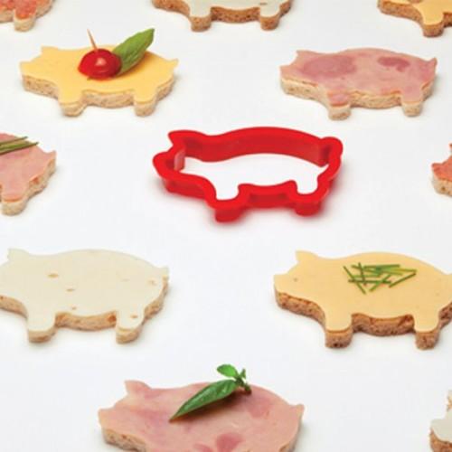 Форма для бутербродов Piggy Party Animals