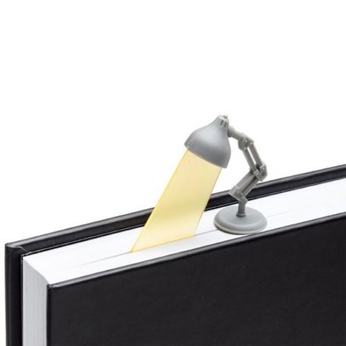 Закладка для книги Lightmark Peleg Design Серая