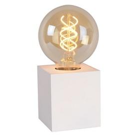 Лампа настольная PABLO 46500/01/31 белая Lucide