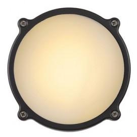 Настенно-потолочный светильник уличный HUBLOT-LED 14810/06/36 серый Lucide