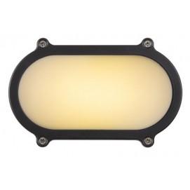 Настенно-потолочный светильник уличный HUBLOT-LED 14811/06/36 серый Lucide