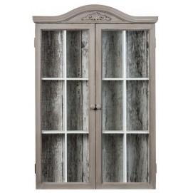 Шкаф навесной GALWAY серый 20871 VicalHome