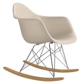 Кресло качалка Paris Primel бежевое