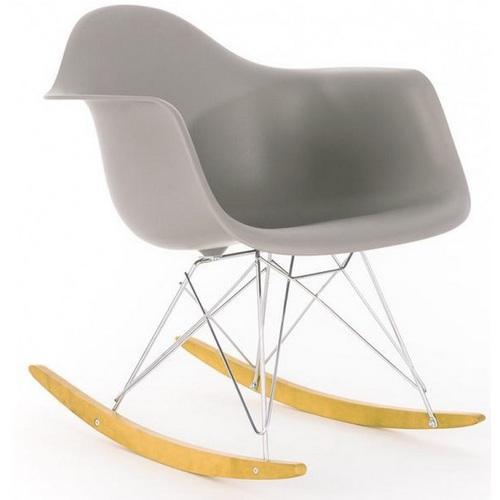 Кресло качалка Paris Primel серый (mild grey)