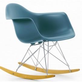 Кресло качалка Paris Primel темно-бирюзовый (navy green)