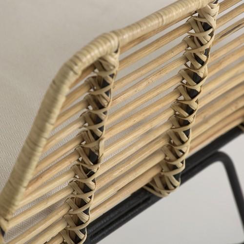 Кресло WUTACH 24615 натуральное VicalHome