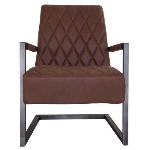 Кресло ARMCHAIR 23360 коричневое VicalHome