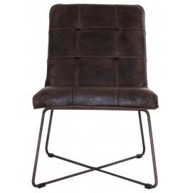 Кресло ARMCHAIR 23357 коричневое VicalHome