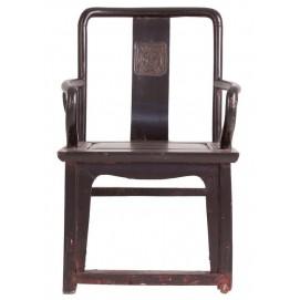 Кресло ARMCHAIR 23429 черное VicalHome