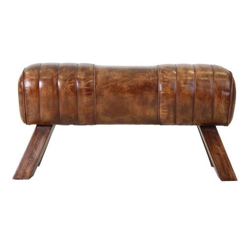 Банкетка LIVERPOOL 22255 коричневая VicalHome