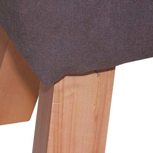 Пуф ARLES 21696 коричневый VicalHome