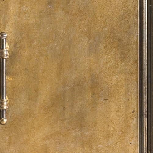 Стол остров HEXHAM 24537 золото VicalHome