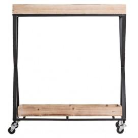 Стол сервировочный PLOCK 24718 натуральный VicalHome