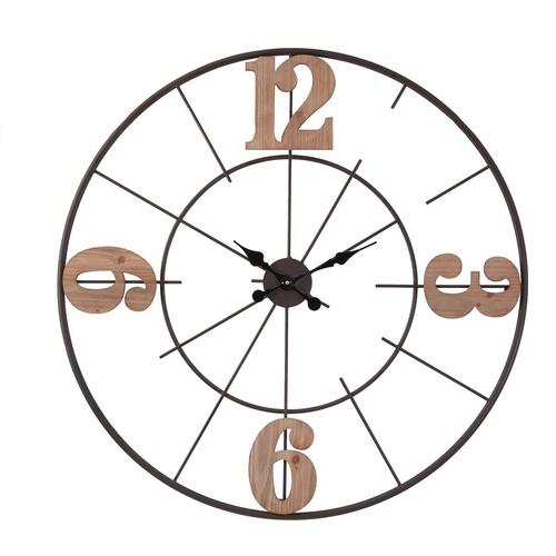 Часы 100 см SLIGO 23602 черные VicalHome