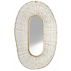 Зеркало 24521 золото VicalHome