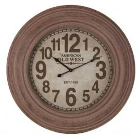 Часы  22924 коричневое 60 см VicalHome