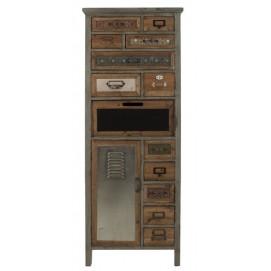 Шкаф книжный CAVAN 22935 натуральный VicalHome