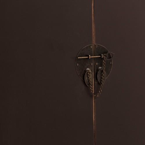 Шкаф HUE 23848 шоколад VicalHome