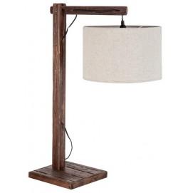 Лампа настольная 21534 натуральная VicalHome