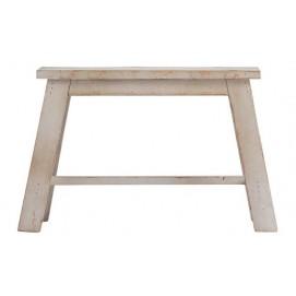Табурет TABLE 24777 белый VicalHome