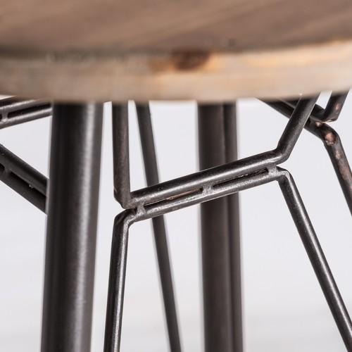 Стол барный ALANO 24761 натуральный VicalHome