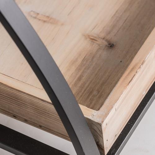 Стол сервировочный KALISZ 24718 натуральный VicalHome