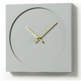 Часы TODAY 28 см AA1720M03 серые Laforma 2018