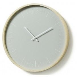 Часы TELLY 40 см AA1723M03 серые Laforma 2018